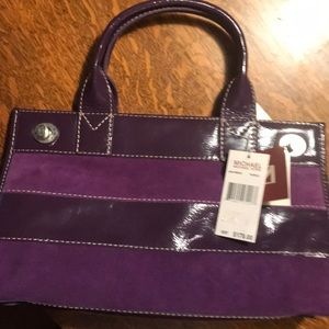 Vintage Michael Kors with Tags Purple